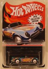 Hot Wheels '55 Corvette Kmart 2016 Mail In #3 Real Riders Redline