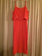 Ladies Size 22 Maxi Dress