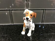 "Royal Doulton Jack Russell ""Dog With Bone"" - Hn 1159 - Great Dog Lover Gift"