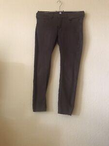 MAC Jeans Dream Skinny Authentic Gr. 38 / 30 braun