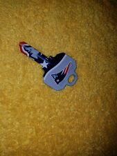 NFL New England Patriots SC1 Blank House Key