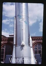 1964  Kodachrome photo slide Washington DC trip SAC Missile Space Smithsonian
