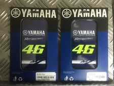 Valentino Rossi V46 Genuino Yamaha mercancía Iphone 5 cubierta del teléfono