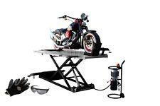 Titan 1500XLT-E Motorcycle/ATV Lift: Free Harley Davidson Sunglasses & Glasses