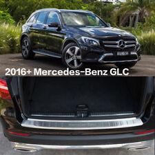 Mercedes-Benz GLC Class REAR BUMPER SILL COVER PROTECTOR TRIM GLC300 2016 2018