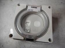 CLIPSAL -- RJ45 Ported ENCLOSURE -- 56/32