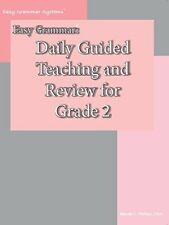 Easy Grammar Daily Review Grade 2 Teacher (REVISED) by Phillips, Wanda C.