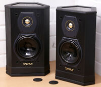 TANNOY 603 MKII Stand mount bookshelf Hi-Fi speakers Made in England 99p NR