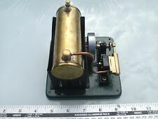 Live Steam Engine - SEL 1540 Steam Toy - Fully Rebuilt - With Mamod style piston