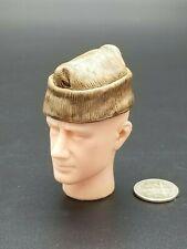 "1:6 Ultimate Soldier WWII British Commando Hat Cap 12"" GI Joe Dragon BBI WW2"