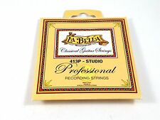 La Bella Guitar Strings Classical Professional Series 413P - Studio
