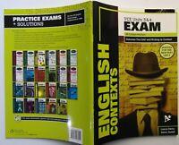 ENGLISH Contexts  VCE EXAM Units 3 & 4 Laura Deriu Jason Jewell 2009