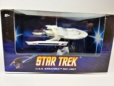 Hot Wheels STAR TREK Model 1:50 Scale Diecast - USS SARATOGA NCC-1867 Brand NEW