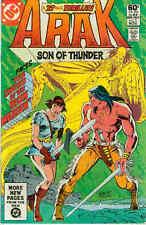 Arak, Son of Thunder # 3 (USA,1981)
