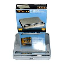 ZEN METAL CIGARETTE 110MM KING ROLLING MACHINE PAPER SIZE ROLLER AUTOMATIC BOX