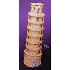 Tower of Pisa matchstick model craft Kit matchcraft NEW