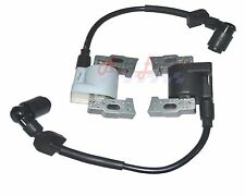 NEW Set of 2 Ignition Coils Left and Right FITS Honda GX620 20HP V Twin Engines