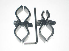 Pair of Barrel/Scope Mounts for Torch Laser etc Ideal for under and over shotgun