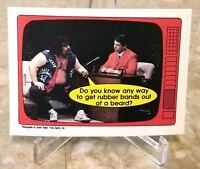 1985 O-Pee-Chee Vince McMahon True RC Rookie Card #55 WWF WWE Wrestling - RARE