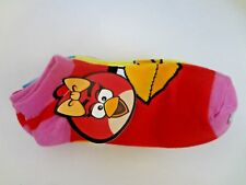 5 New Angry Birds Low-rise Socks