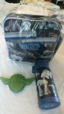 $79 Pottery Barn Star Wars Lunch Box +Water Bottle+ice bag resistance superhero