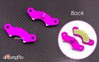 Aluminum Alloy Side Plate /w fiber Brake Pad fits Traxxas Revo 2.5/3.3