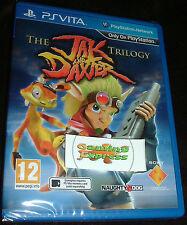 Jak and Daxter Trilogy Playstation Vita PSVita NEW SEALED FREE UK p&p UK SELLER