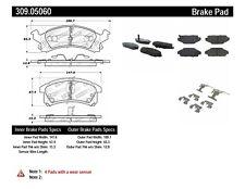 Disc Brake Pad Set-Sport Brake Pads Front Stoptech 309.05060