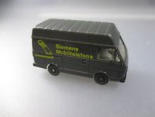 """Wiking:VW LT 28  """"Siemens Mobiltelefone """"    (LKW9)"""