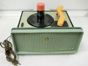 RCA Victor 7-EY-2HH 45 RPM Record Player Refurbished & Playing Perfectly