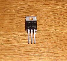 3 Transistoren  IRFZ 44 N  ( = 3 pcs = Leistungs-MOSFET, N-Channel  55 V  49 A )