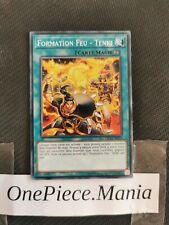 VF//RARE DL18-FR014 Tenki//Fire ♦Yu-Gi-Oh!♦ Formation Feu