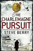 The Charlemagne pursuit - Steve Berry - Livre - 210201 - 2420154