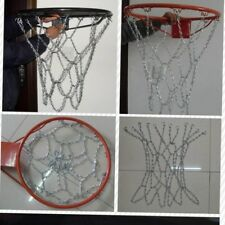 Champion Sports Heavy Duty Steel Chain Basketball Goal Net Basketball Hoop