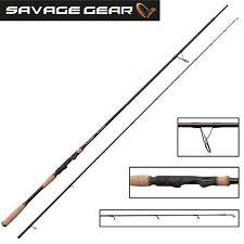 Savage Gear Custom Predator Fast Shad 258cm 90g, Spinnrute zum Hechtangeln