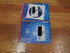 Microsoft Windows XP Professional Dell Reinstallation CD Disc - NEW