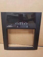 Whirlpool Refrigerator Dispenser Panel (Black)-Part# 2207250