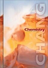 Chemistry by Raymond Chang (2001, Hardcover)