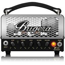 Bugera T5 Infinium 5-watt Class-A Tube Guitar Amplifier Head +Picks