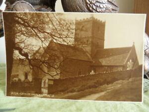 Clevedon Church (St Andrews) - Judges No 12234 Postcard
