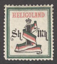 Helgoland Mi. Nr. 19Aa(*) geprüft Lemberger BPP 140 Euro