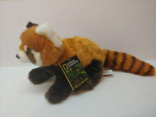 Lelly - National Geographic Plush, Red Panda NWT RARE
