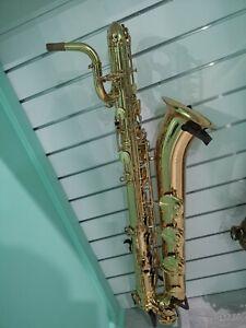 Jupiter Baritone Saxophone series 593 fully serviced