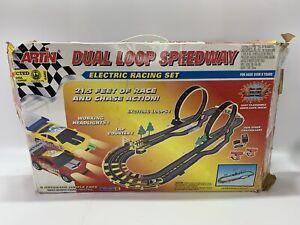 Artin Dual Loop Speedway Electric Racing Set - NEW
