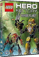 Lego Hero Factory - Savage Planet Nuevo DVD (1000347645)