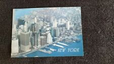 New York Unposted Collectable USA Postcards