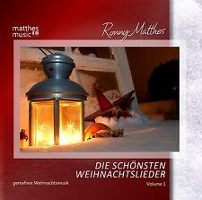 Die schönsten Weihnachtslieder, Vol. 1 - Gemafreie Weihnachtsmusik auf CD & MP3