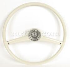 Mercedes 190 SL Ivory Steering Wheel OEM New