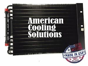 (19040) Oil Cooler 183747C1 for International Combine Separator Clutch