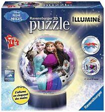 La Reine des Neiges Puzzle 3d Illuminé 72 pieces Ravensburger